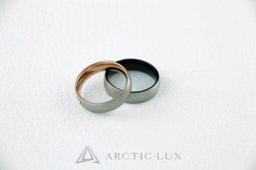 Heart Couple - Sormus