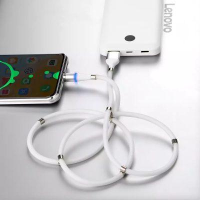 Magneettinen USB-johto